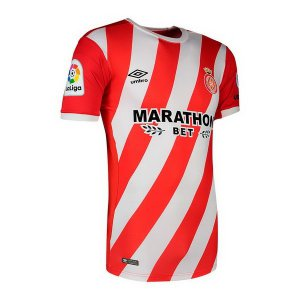 Maillot Girona Domicile 2018-2019 Rouge