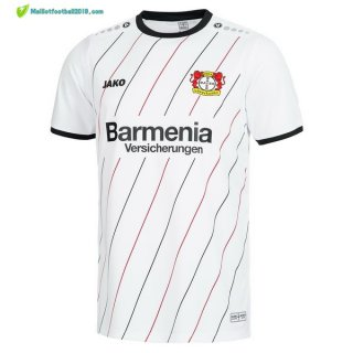 Maillot Leverkusen JAKO 30th UEFA CUP 2018-2019 Blanc