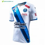 Maillot Club Puebla Domicile Tenis Charly 2017-2018