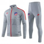 Survetement Atletico Madrid 2019-2020 Gris