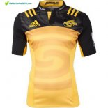 Maillot Rugby Hurricanes Domicile 2017-2018 Jaune