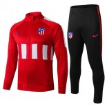Survetement Enfant Atletico Madrid 2019-2020 Rouge